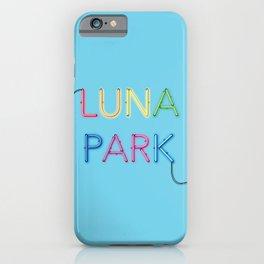 LUNA PARK - multi strong iPhone Case