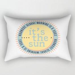 Its The Sun Rectangular Pillow