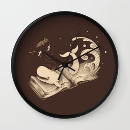 Moby Wall Clock
