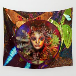 Global Change Wall Tapestry