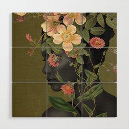 Bloom Wood Wall Art