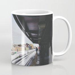 J Train Coffee Mug