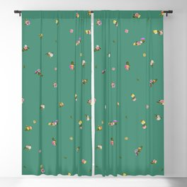 Frida Floral Blackout Curtain