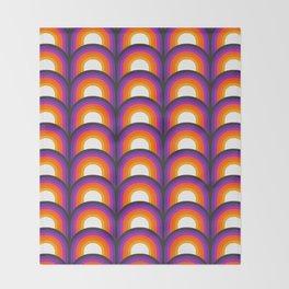 Arches - Pinball Throw Blanket