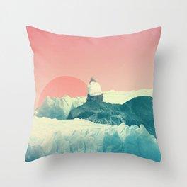PaleDreamer Throw Pillow