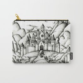 Pilgrimage to Santiago Carry-All Pouch