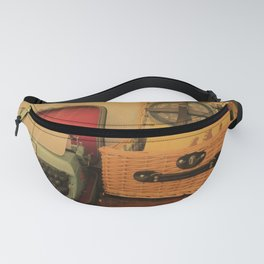 Old Items Fanny Pack