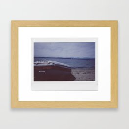 Dinghy! Framed Art Print