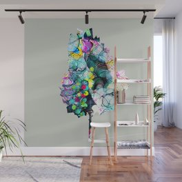 Fantasy Tree 18 by Leslie Harlow Wall Mural