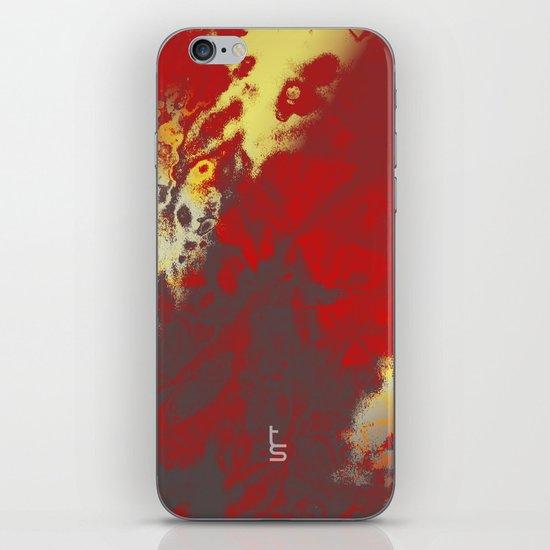 Fire Genesis iPhone & iPod Skin