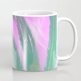 Groovy Palm Trees Coffee Mug