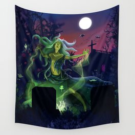 Risen Wall Tapestry