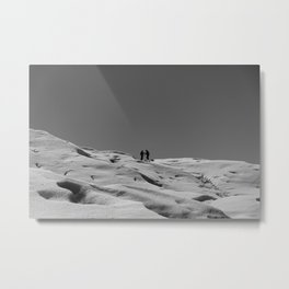 We'll Meet In The Middle Metal Print