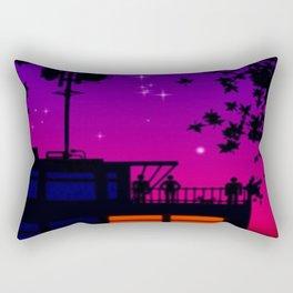 STARRY NIGHT. Rectangular Pillow