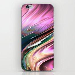 650E Fractal iPhone Skin