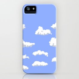 Silver Linings iPhone Case