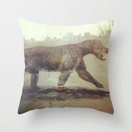 wilderness 2  Throw Pillow