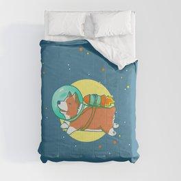 Space Corg Comforters