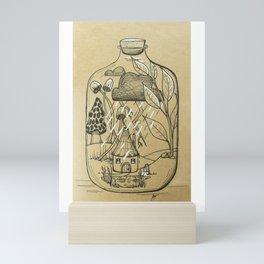 The Storm Mini Art Print