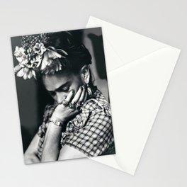 Frida Kahlo Historical Photography Stationery Cards
