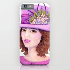 Doe-Eyed Girl by Jane Purcell iPhone 6s Slim Case
