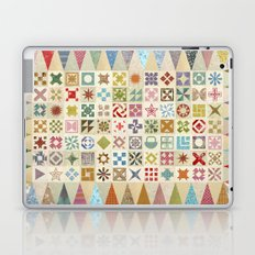 Jane's Addiction to Quilting Laptop & iPad Skin