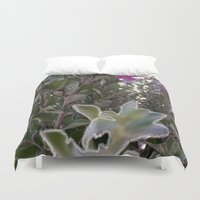plant Duvet Covers featuring Plant by ANoelleJay