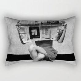 Simplicity... Rectangular Pillow