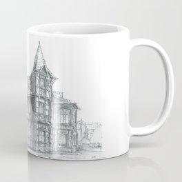 Tenement house in Toruń, Poland Coffee Mug