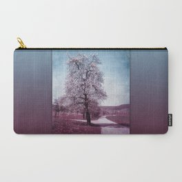 BLOOMING TIME Carry-All Pouch