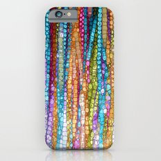 Rainbow Mosaic iPhone 6 Slim Case