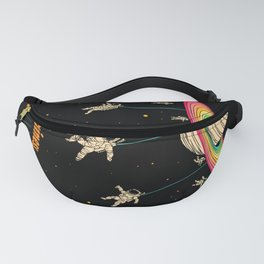 Happiness Go Round Fanny Pack