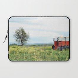 Field Below Laptop Sleeve