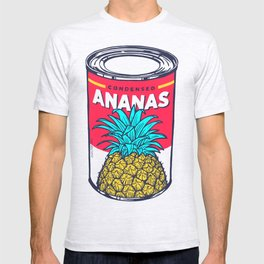 Condensed ananas T-shirt