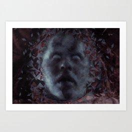 Exorcist Art Print