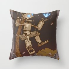 Avius Tritewit Throw Pillow
