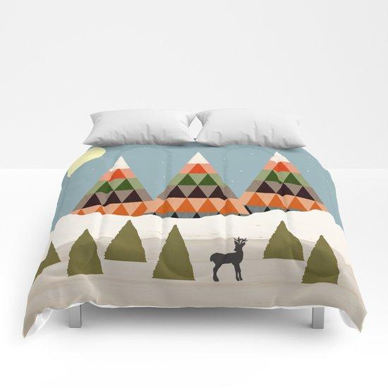 Young Buck Comforters