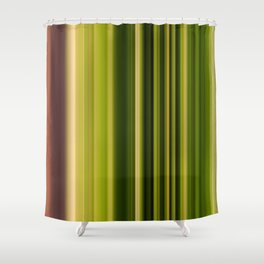 Scanline | Moss 400 Shower Curtain