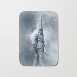 Civil War Soldier - Union Bath Mat