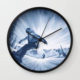 Friends III Wall Clock