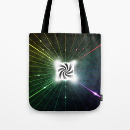 Sugary Star Tote Bag