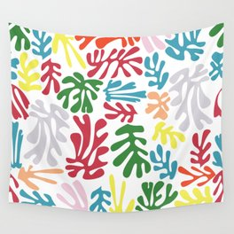 Matisse Pattern 004 Wall Tapestry