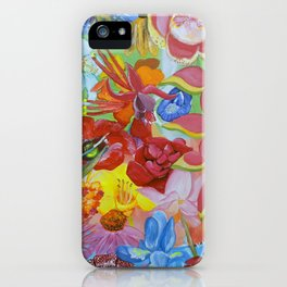 All of the Beautiful Flowers iPhone Case