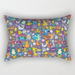 Pocket Collection 3 Rectangular Pillow
