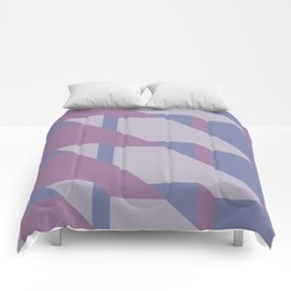 Lavender Way #society6 #lavender #pattern Comforters