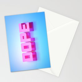 DOPE Stationery Cards