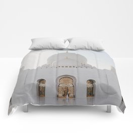 Sheikh Zayed Mosque Comforters