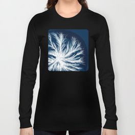 Mycelium in a petri dish Long Sleeve T-shirt