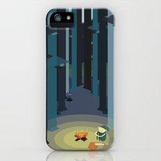 Kentucky Route Zelda - Lost Woods iPhone (5, 5s) Slim Case