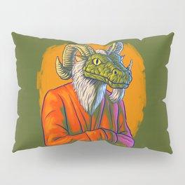 He Heard You Pillow Sham